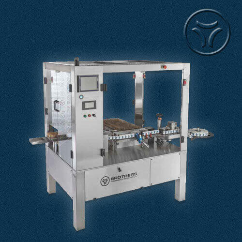 Sticker Labelling Machine